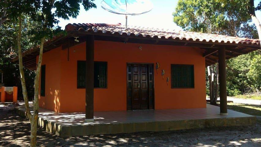 Bungalow in  Guaratiba Beach -  Bahia, Brazil - Prado - Lägenhet