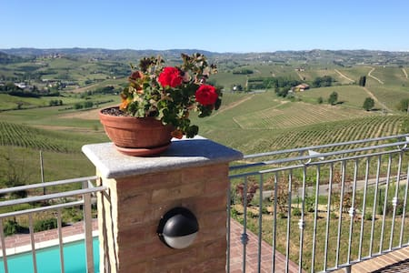 LOVELY APARTMENT Castelnuovo Calcea, Piemonte - Toetto - 公寓
