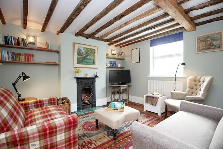 Chalk Cottage Sleeps 5 an ideal all year round destination - Lewes - บ้าน