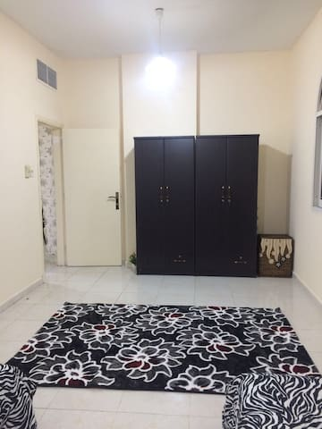 Females sharing apartment in center of Ajman