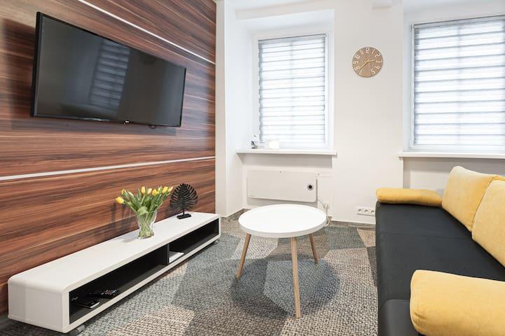 Apartamenty Chopina 4  |  Apartament 1