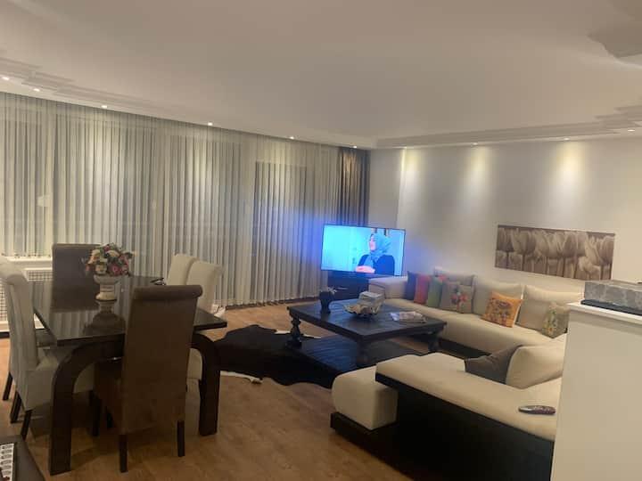 spectacular location luxury apartmen/city centre