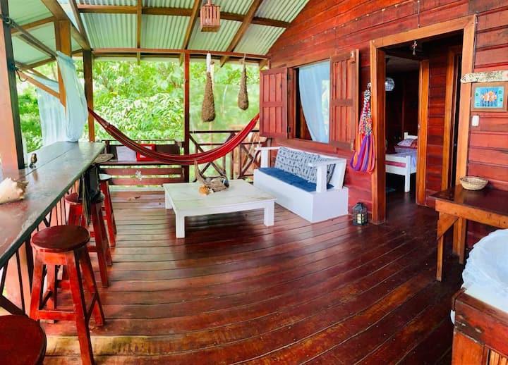 Jungle Hill Eco House