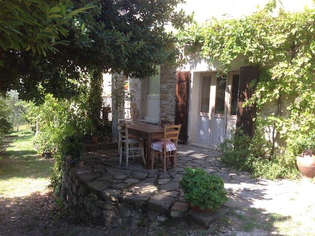 Ferienwohnung im Grünen - Postale Merlotti Assisi - Palazzo - Bed & Breakfast