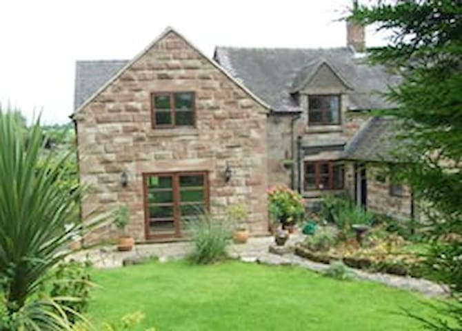 Cross Farm, Ellastone, Ashbourne