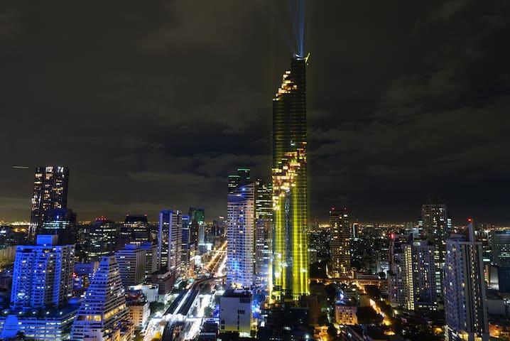 Charming space in CBD of Bangkok - Silom - (ไม่ทราบ)