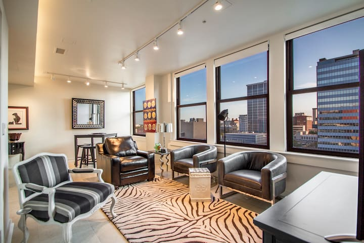 Suite 9F RESIDENCES 221 in Downtown Little Rock