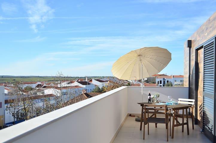 Artsanta Apartamento Duplex- Castro Verde-Alentejo - Castro Verde - Apartamento