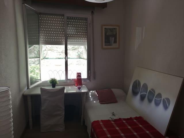 Habitación Chamartin-Bernabeu