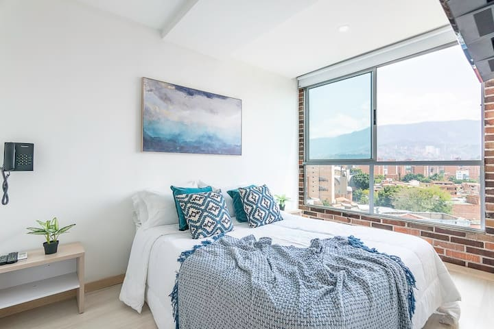 SPECTACULAR COMFY apartment in LAURELES-La 70