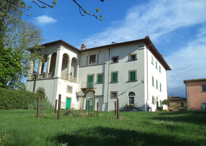 A tipical charming Villa in Toscana