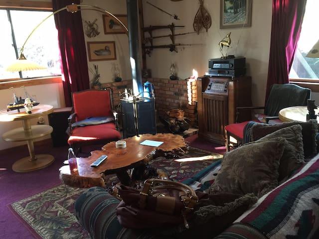 Twin Peaks/Lake Arrowhead Cabin - Twin Peaks - Casa
