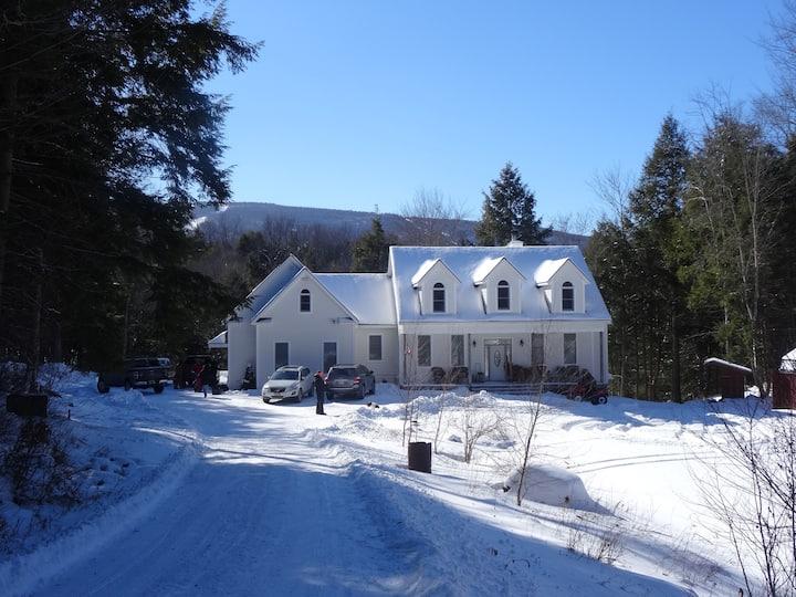 Catskill Mtn. Retreat near Belleayre Ski Center