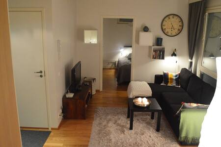 Cozy 1bedroom apartment w/ sauna in center of Oulu - Oulu