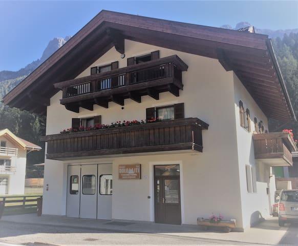 La mansarda di G.I.