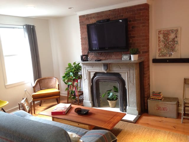 Beautiful 1 Bedroom apartment in Prime GREENPOINT