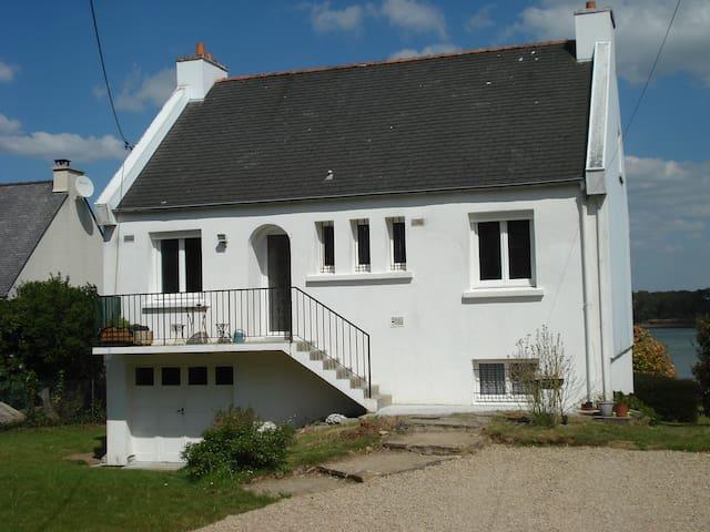 maison sur la Ria d'Etel - Belz - Pis