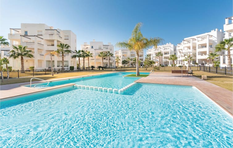 Holiday apartment with 2 bedrooms on 44m² in Roldán