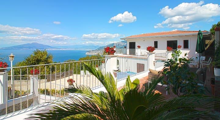 VILLA MARIGLIANO_Sorrento e Amalfi Coast Holidays