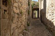 Mon petit chez moi, 58 m² dans un village medieval