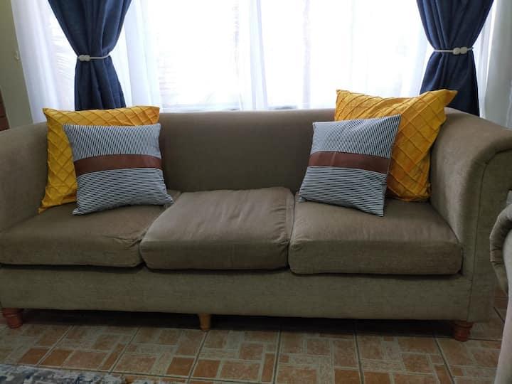 Cozy 2 Bedroom Apartment in Kilimani
