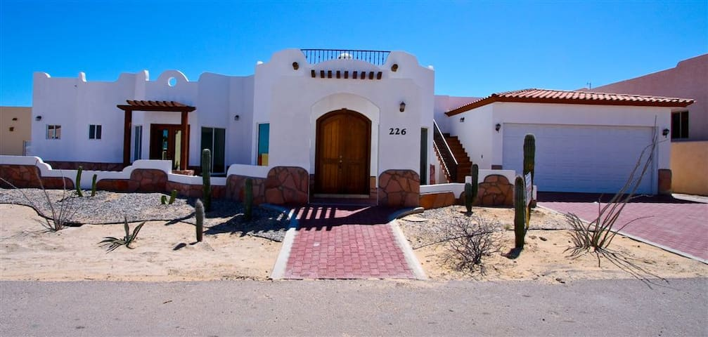 Los Sahuaros House - Gated community & Nice Beach - San Felipe - Ev