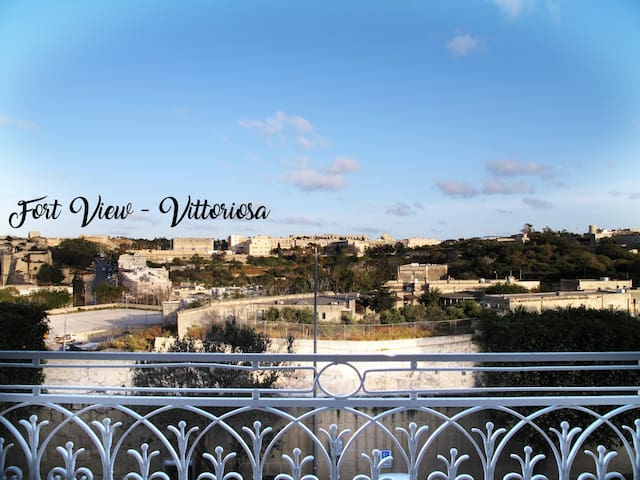 Brand new Apt breathtaking views - Birgu - Leilighet