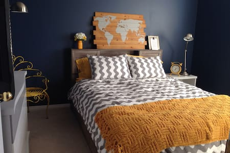 The Cozy Traveller Room - Brantford - Haus