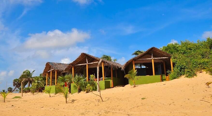 Beachfront bungalow (Kitekuda) - Kalpitiya - Bungalow