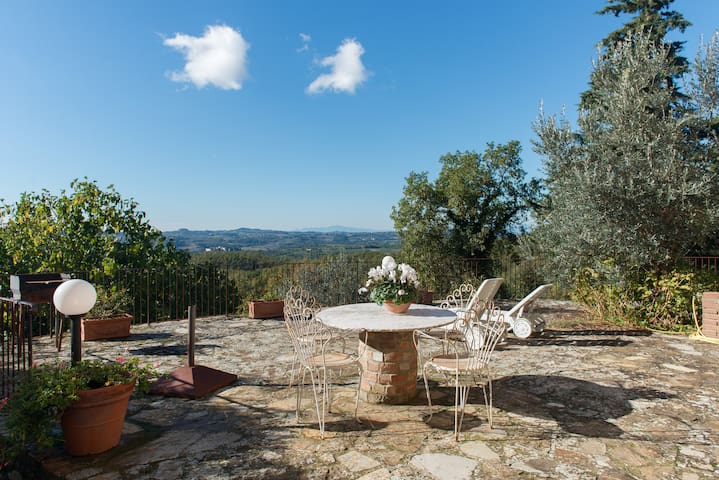 Beautiful Chianti - Badia - House