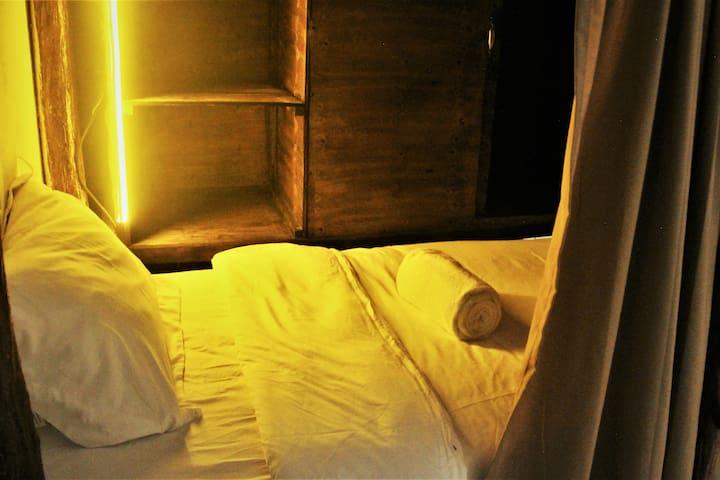 habitación doble  Jungle House