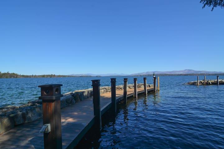 True Island Property on Lake Winnipesaukee