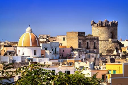 Holiday in Forio (Ischia) - Forio
