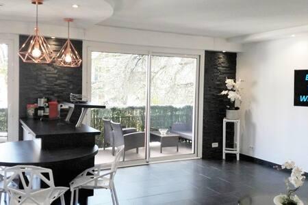 GAILLARD/France (5MIN )DE GENÈVE 80 m2