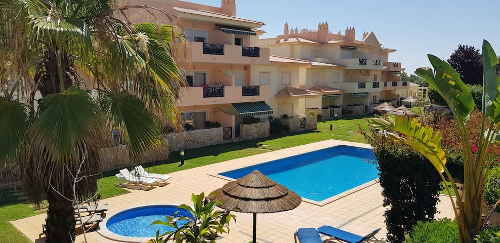 Apartment with terrace. Best place in Algarve.