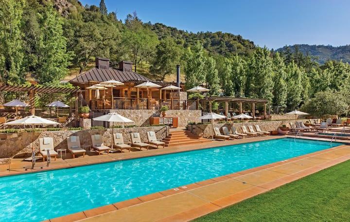 Calistoga Ranch - The Estate Lodge