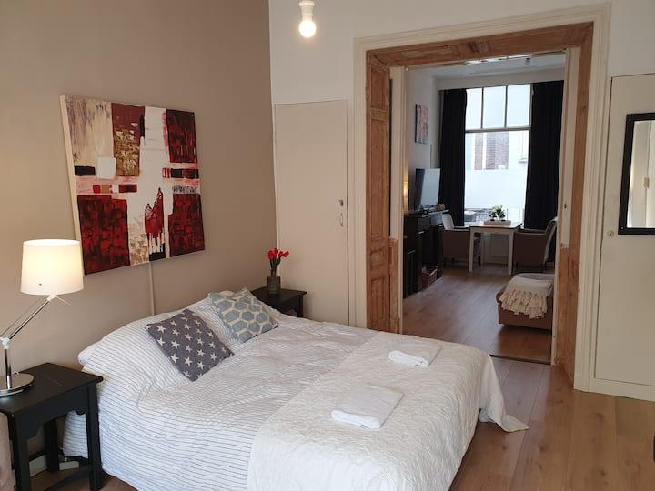 Paleistuin Appartement - comfort voor 4 personen.