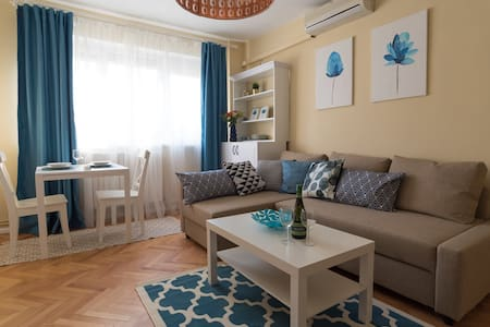 Sunny apartament near the city center