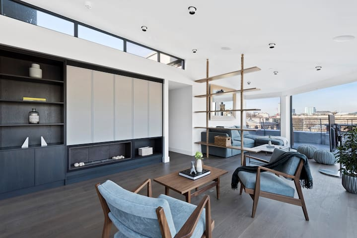 Sonder | Museum House | Penthouse 3BR + Rooftop