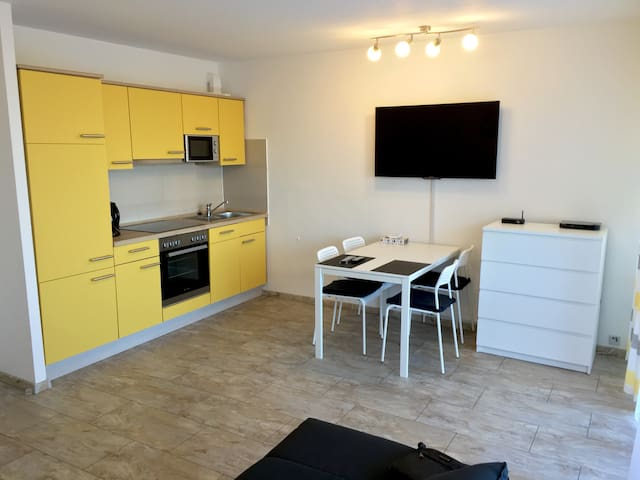 Modernes Apartment Messenah TIP-TOP - Ratingen - Apartmen