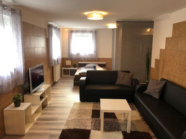 Super gemütliche Wohnung, top bewertet, bei Rgbg