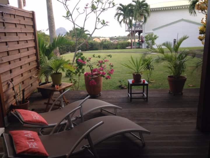Kaz Pilon Martinique