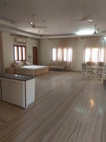 The Green Terrace Studio Apartment Centrally Plush - Jaipur - House