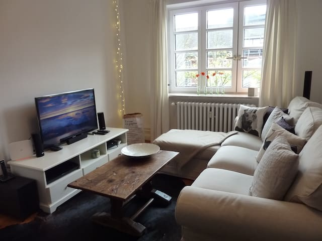 Cozy apartment in the city centre of Hamburg