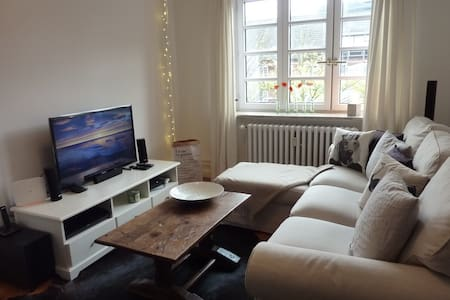 Cozy apartment in the city centre of Hamburg