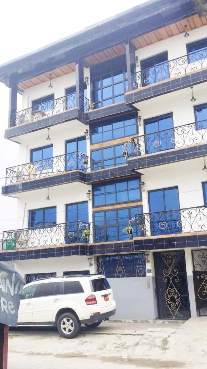 Modern Holidays apartments located in Douala