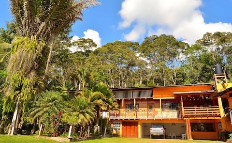 Finca Santa Rosa Casa Hacienda en Villa Rica