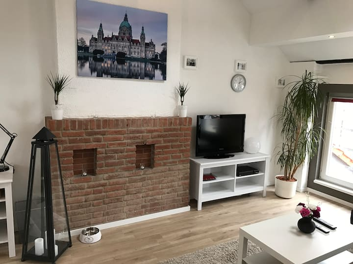 Apartment in the Heart of Hanover
