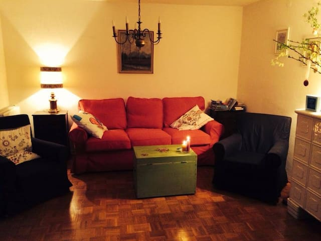 Kleines Häuschen für 6 Personen - Villach