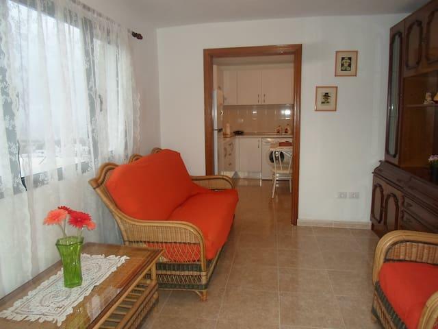 Apartamento La Costa en Tinajo